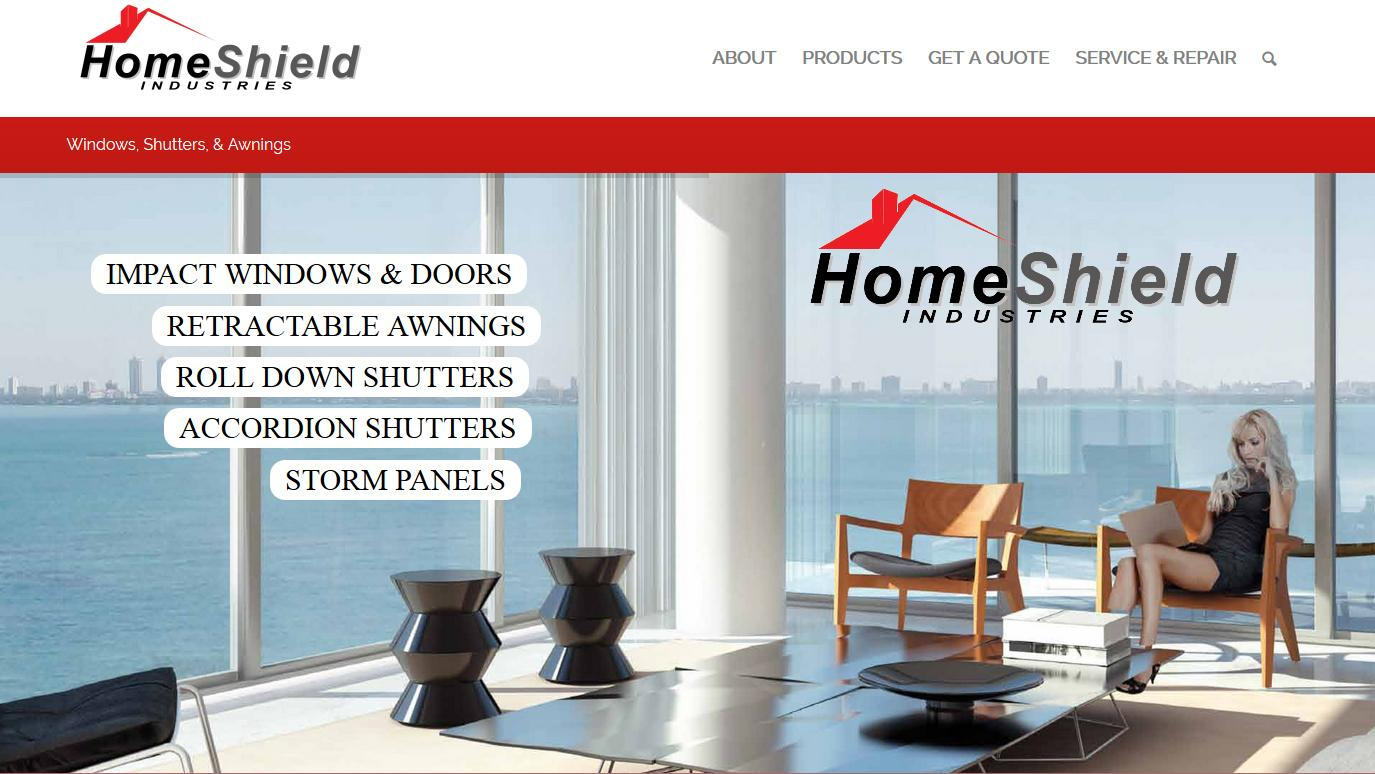 home shield windows cape coral web design quality designers
